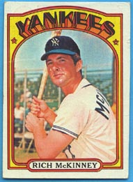 1972 Topps Baseball Cards      619     Rich McKinney